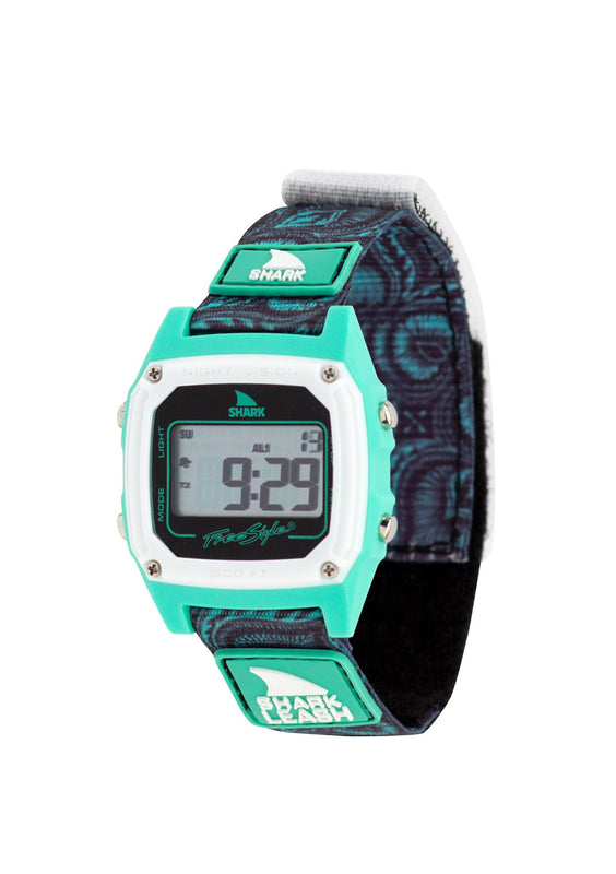 Shark Classic Leash Aloha Watch Tropical Mint