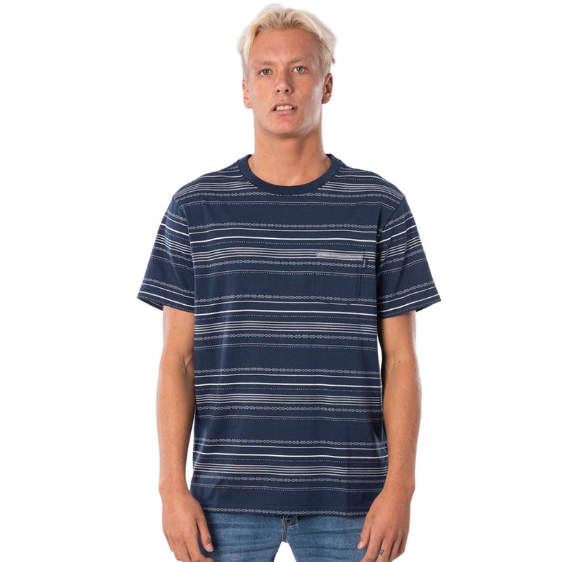 Searchers Jacquard S/S Pocket Tee