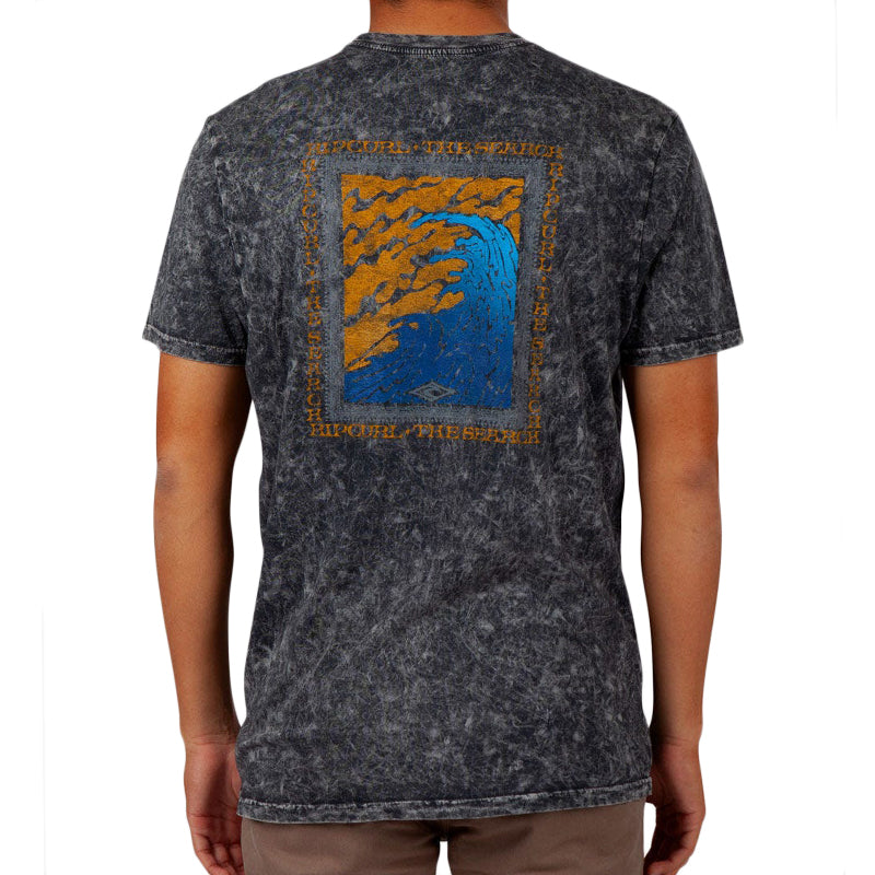 Rip Curl Surge Heritage Short Sleeve T-Shirt