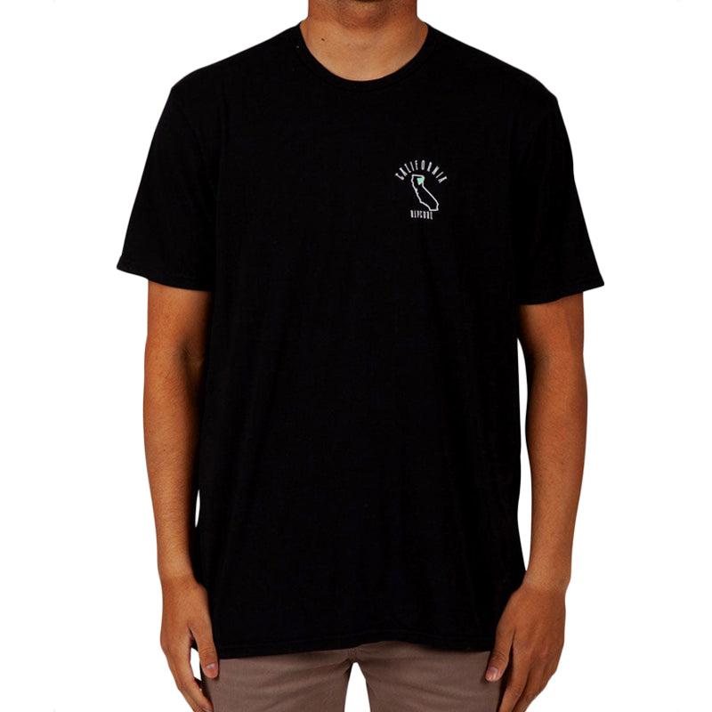 Rip Curl Best Coast Heritage Short Sleeve T-Shirt