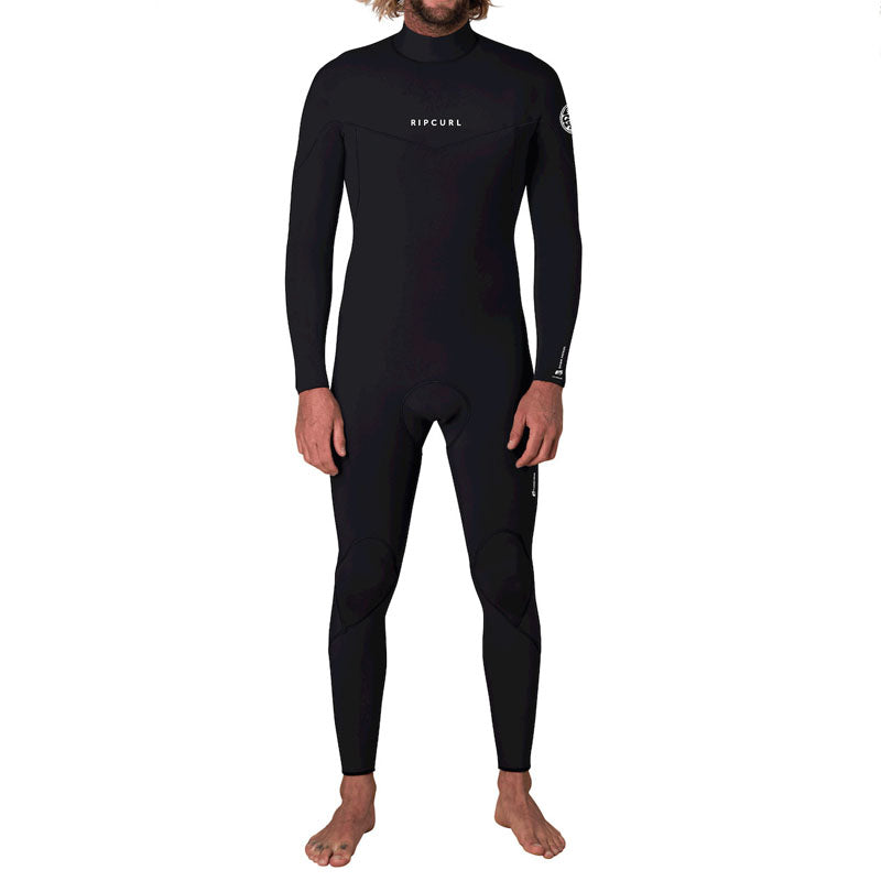 Rip Curl Men's Dawn Patrol 5/3mm Back Zip Fullsuit Wetsuit FA19