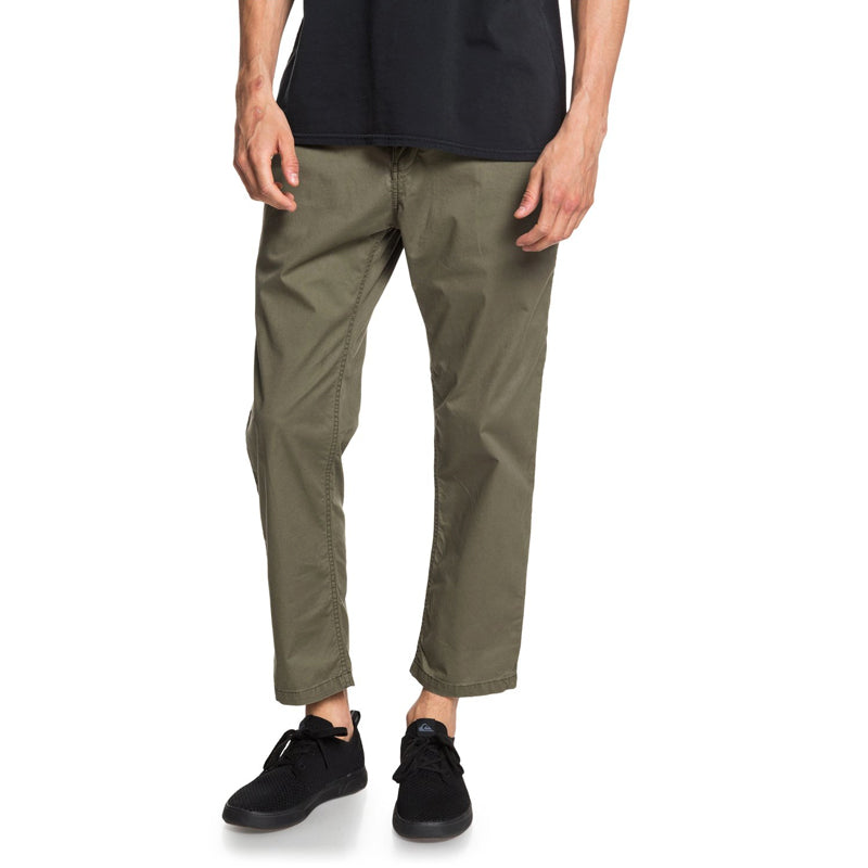 Fatigue High Water Fit Elasticated Pants