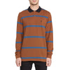 Bracer Long Sleeve Polo