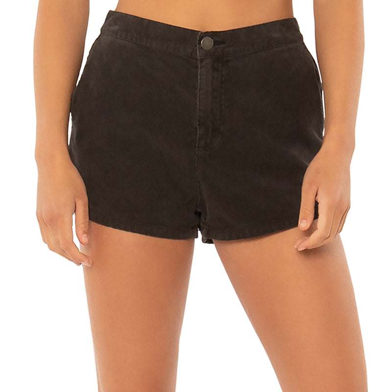 Sisstrevolution Women's Women's Hit The Cord Shorts
