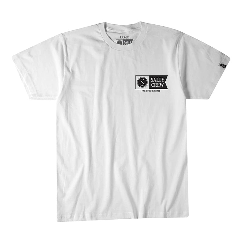 Boys Alpha Refuge S/S Tee
