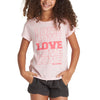 Girls Love Love Love S/S Tee
