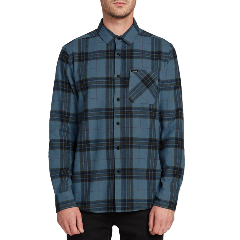 Caden Plaid L/S Flannel