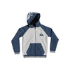 Boy's (8-16) Tidal Island Sherpa-Lined Zip-Up Hoodie