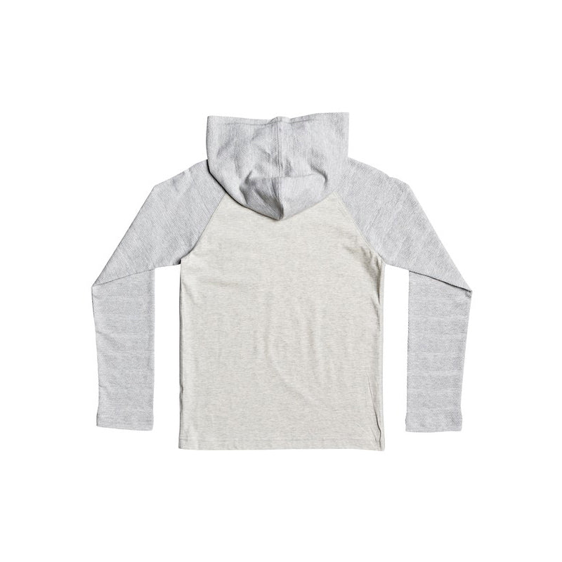 Quiksilver Boys (8-16) Michi Long Sleeve Hooded Top