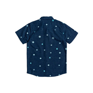 Quiksilver Boys (8-16) Faded Sun Short Sleeve Shirt