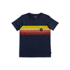 Boy's (8-16) Seasons Stripe S/S T-Shirt
