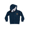 Toddlers Boy's Rincon Rollo Zip-Up Hoodie