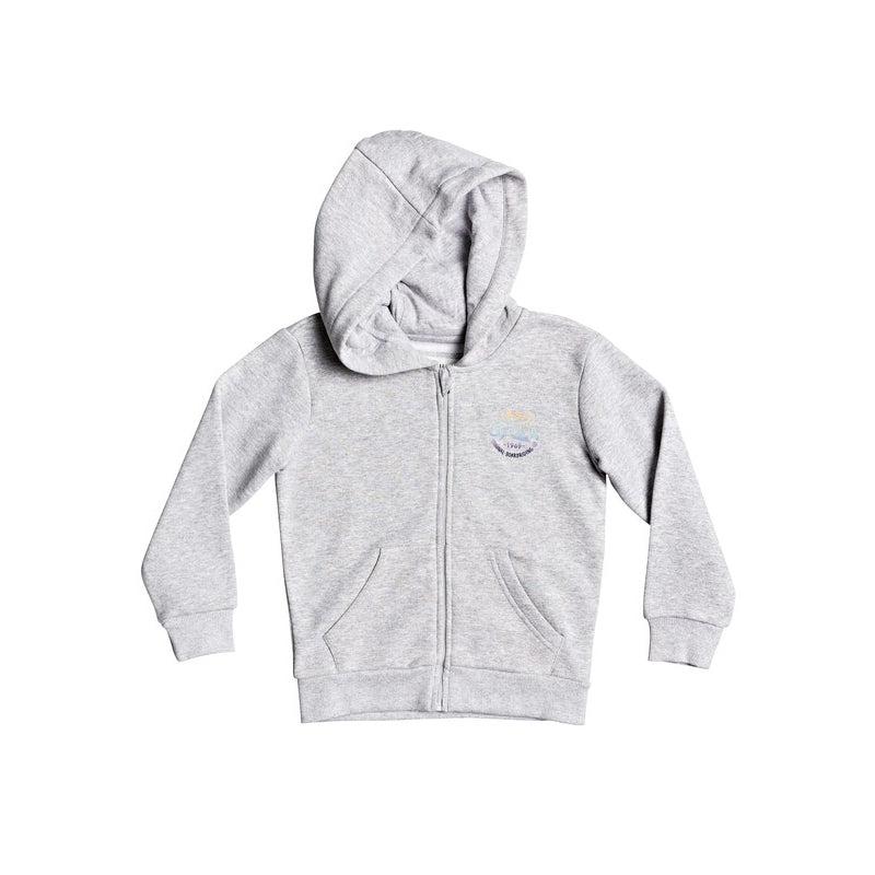 Quiksilver Toddlers Boy's Rincon Rollo Zip-Up Hoodie
