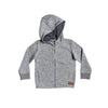 Toddlers Boy's Keller Zip-Up Hoodie