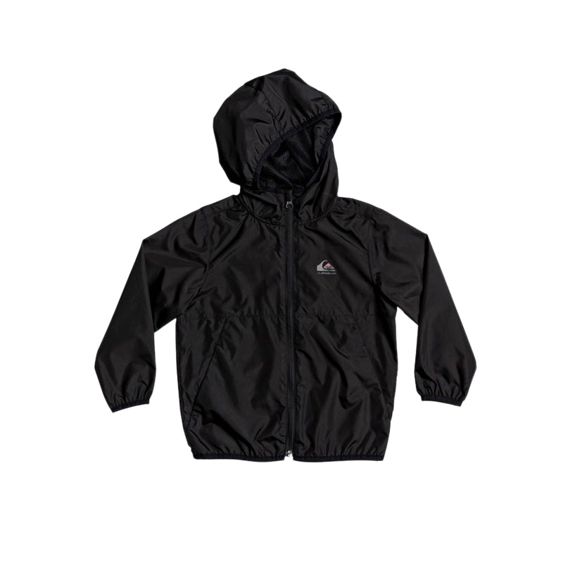 Quiksilver Toddlers Boy's Everyday Hooded Windbreaker