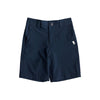 "Boy's (2-7) Union 14"" Amphibian Boardshorts"