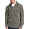 Keller Zip Hooded Zip-Up Fleece