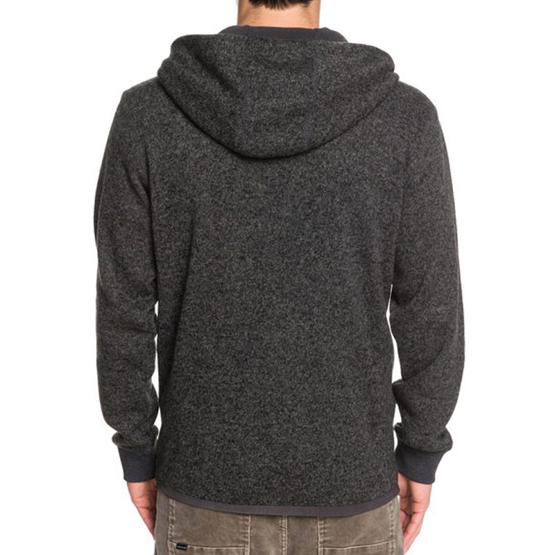 Quiksilver Keller Zip Hooded Zip-Up Fleece