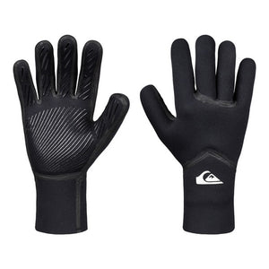 Quiksilver 3mm Syncro Plus 5-Finger Wetsuit Gloves FA19