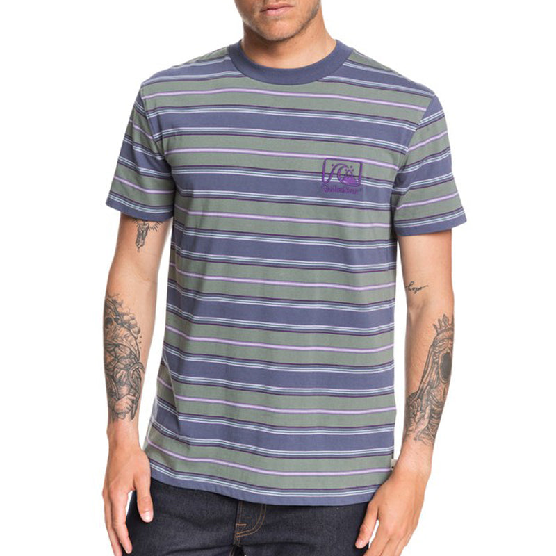 Quiksilver Boate Short Sleeve T-Shirt