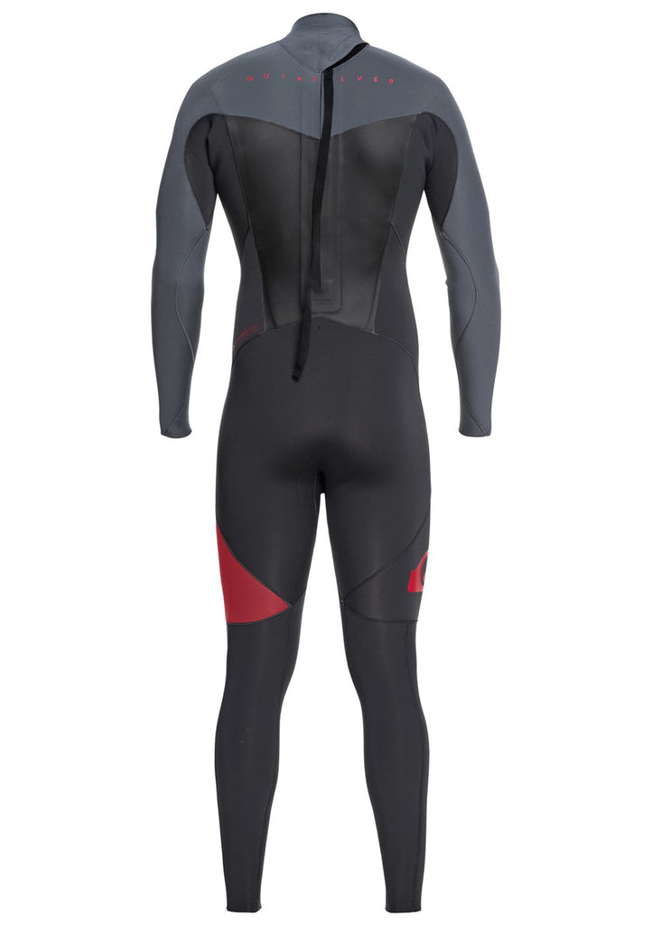 Quiksilver Men's 3/2mm Syncro B/Z GBS Fullsuit Wetsuit (Past Season)