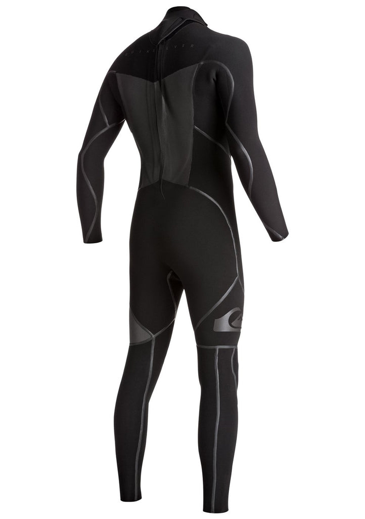 Quiksilver Men's 4/3 Syncro Plus Back Zip Wetsuit