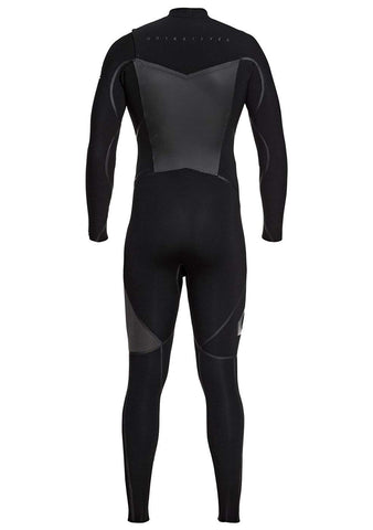 Quiksilver 4/3 Syncro Plus Chest Zip Wetsuit