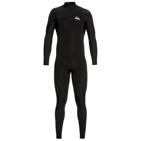 Quiksilver Men's 3/2mm Highline GBS Zipperless Fullsuit Wetsuit FA19