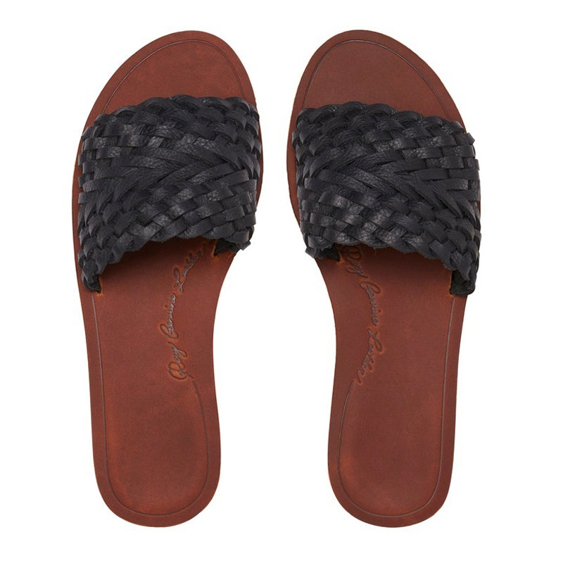 Womens Arabella Leather Sandals