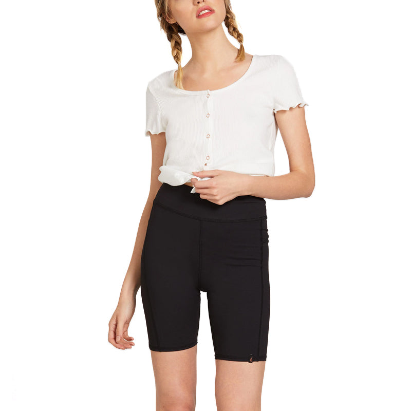 Womens Lived In Lounge Bike Shorts