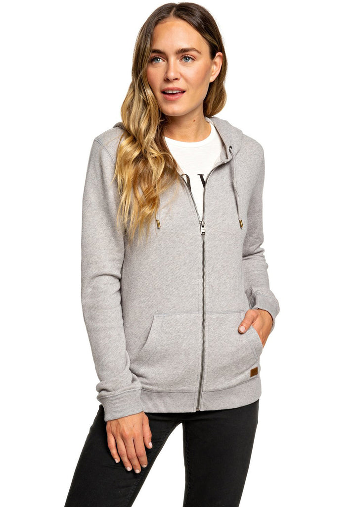 Roxy Women's Trippin Zip-Up Hoodie