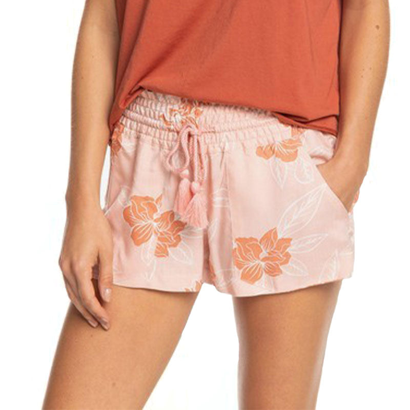 Oceanside Elasticized Beach Shorts