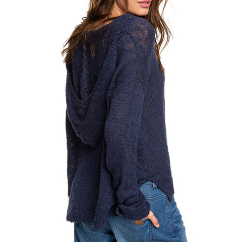 Roxy Women's Sandy Bay Beach Hooded Poncho
