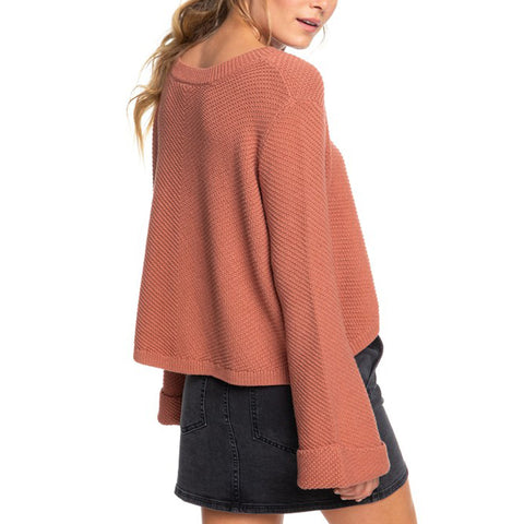 Roxy Women's Sorrento Shades Sweater