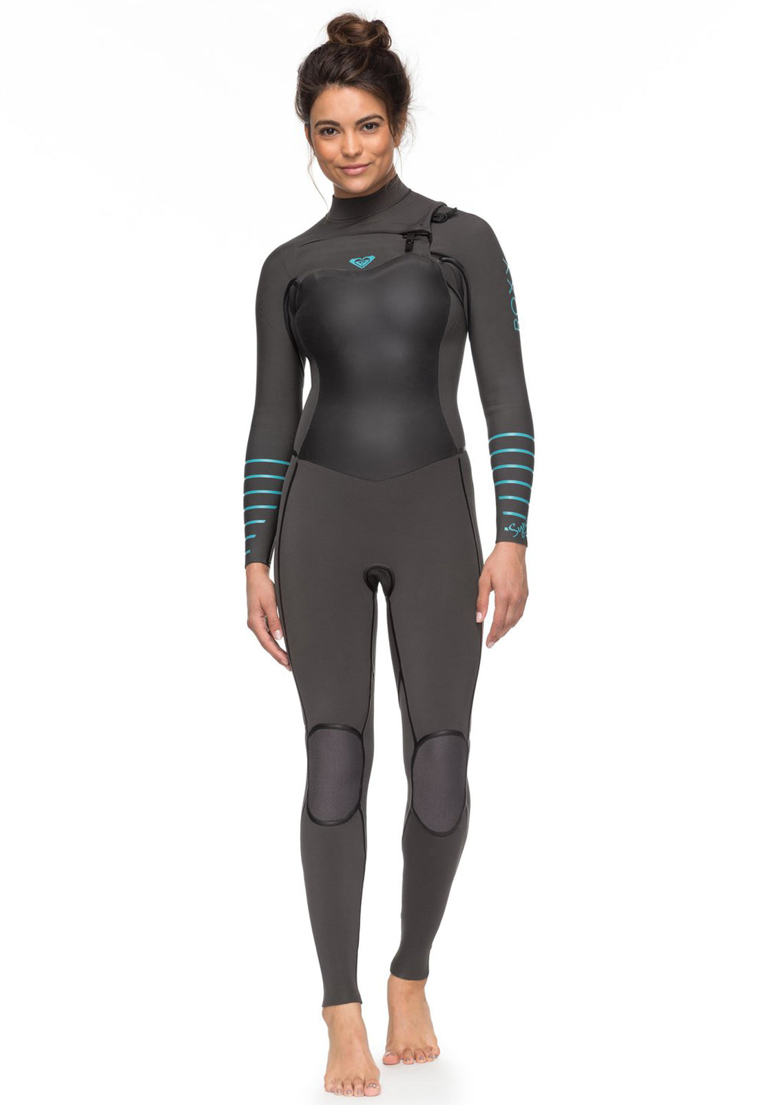 Womens 3/2 Syncro Plus Chest Zip Wetsuit
