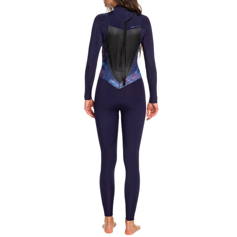 Roxy Women's 4/3mm Syncro Series Back Zip GBS Fullsuit Wetsuit FA19