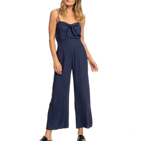 Roxy Women's Feel The Retro Spirit Jumpsuit