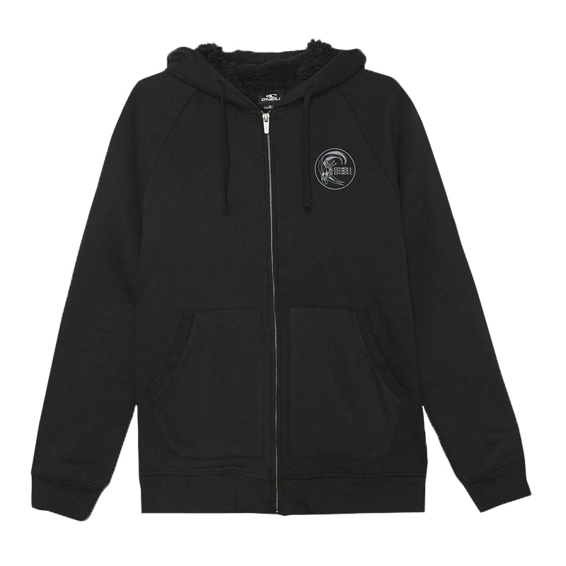 O'Neill Men's Establishment Zip Up Hoodie FA19