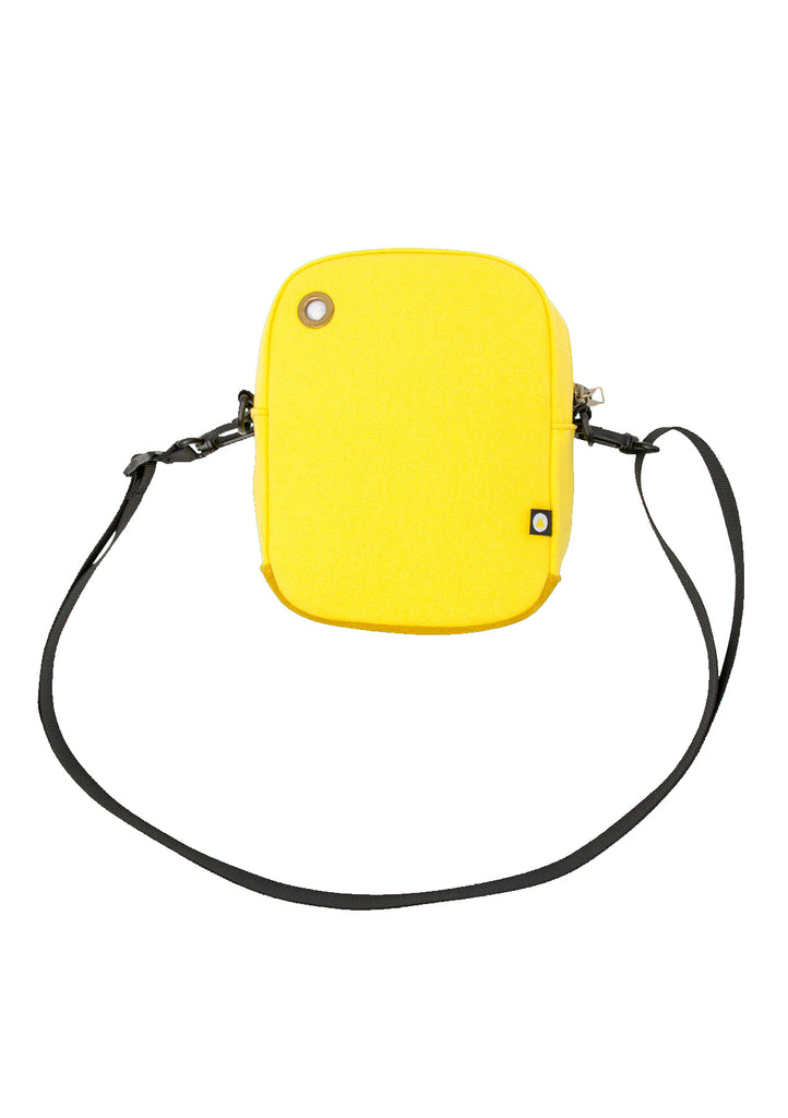 Explorer Compact Shoulder Bag Yellow