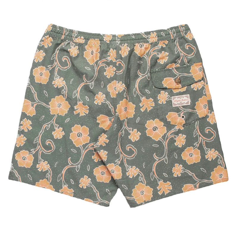 "Desert Flower Beach 17"" Short"