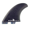 FCS II Power Twin Set Surfboard Fins