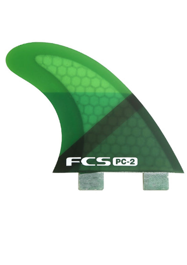 2017 FCS PC-2 Tri-Set Surfboard Fins
