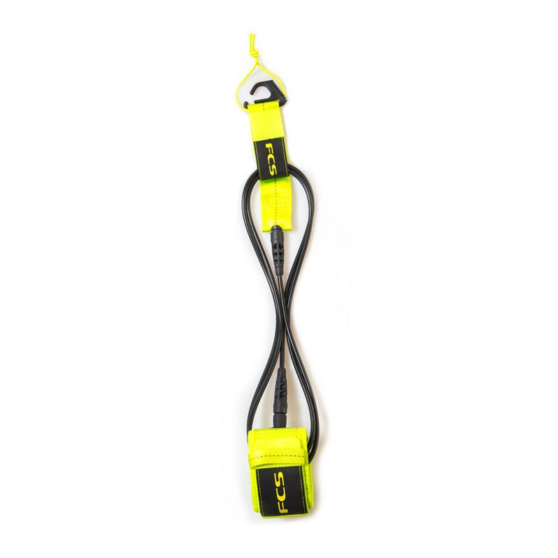 FCS 6' Comp Essential Leash FA19