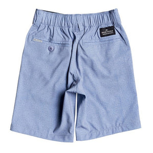 "Boys (2T-7X) Union Heather 14"" Amphibian Board Shorts"