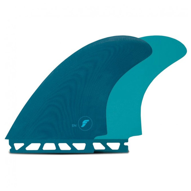 Futures EN Fiberglass Twin Fin Set