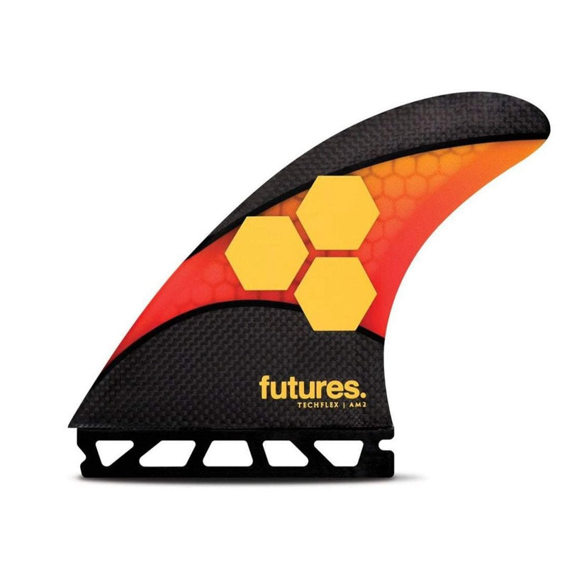 Futures 2017 AM2 Techflex Thruster Surf Fins