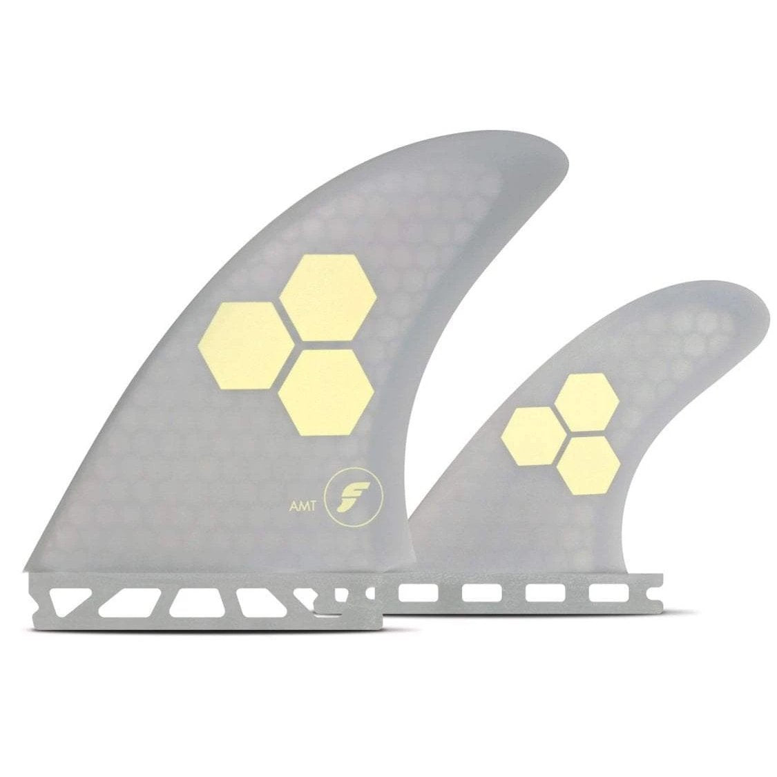 Futures AMT Honeycomb Twin Surf Fins