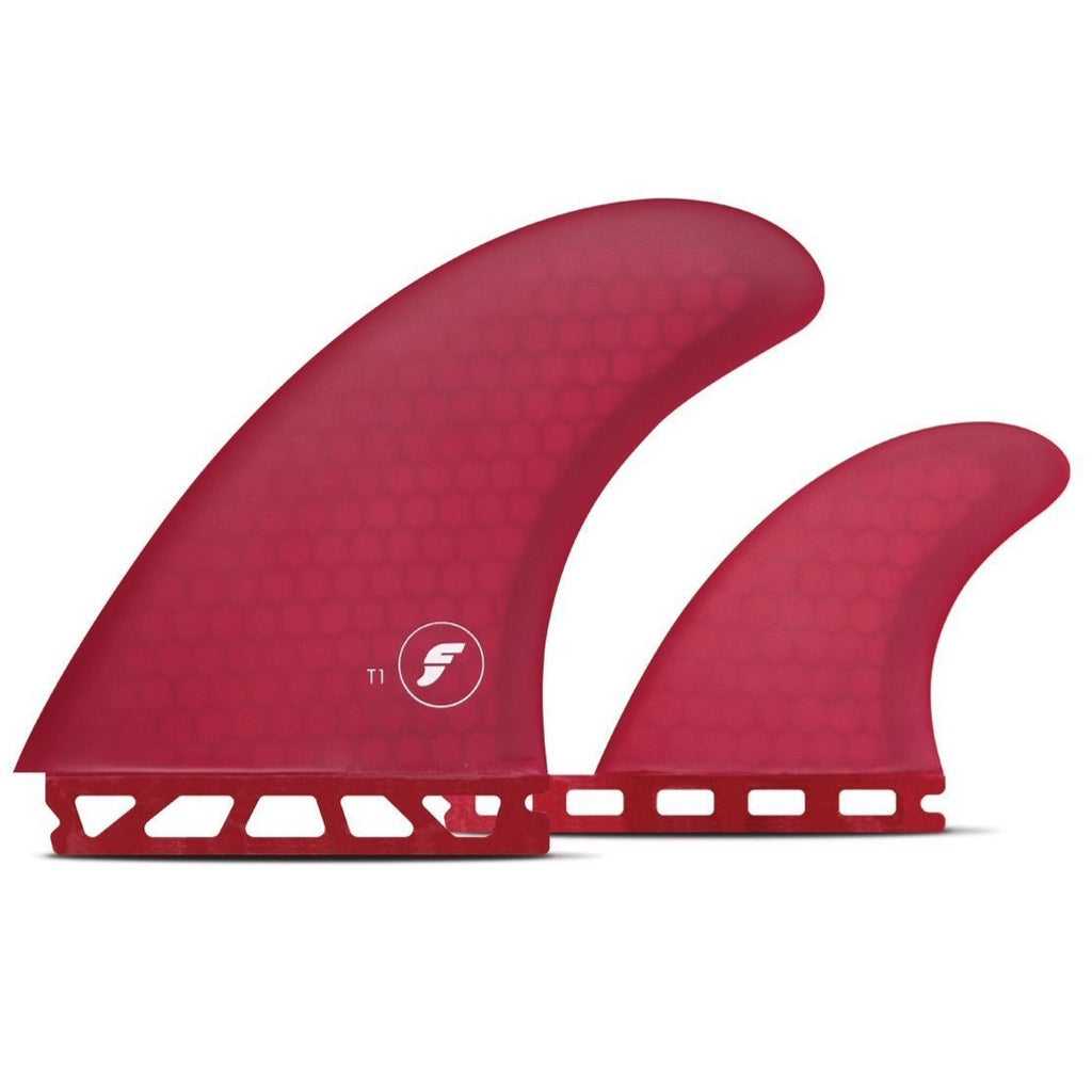 Futures T1 Honeycomb Twin Surf Fin