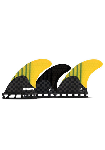 Futures V2 F4 Generation 5-Fin Surf Fins