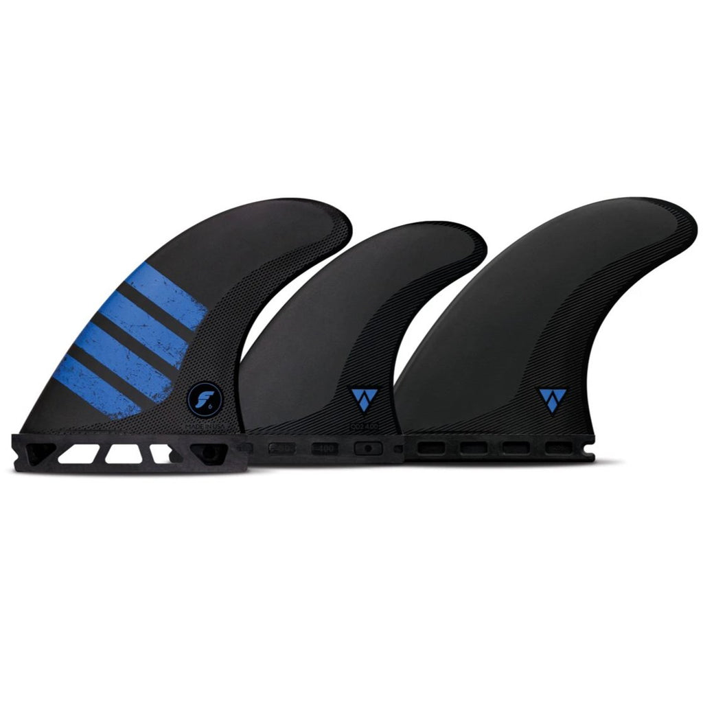 Futures Fins F6 Alpha 5-Fin Surf Set